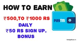 BEST 3 APPS BY UNLIMITED PAYTM MONEY, UNLIMITED EARNING
